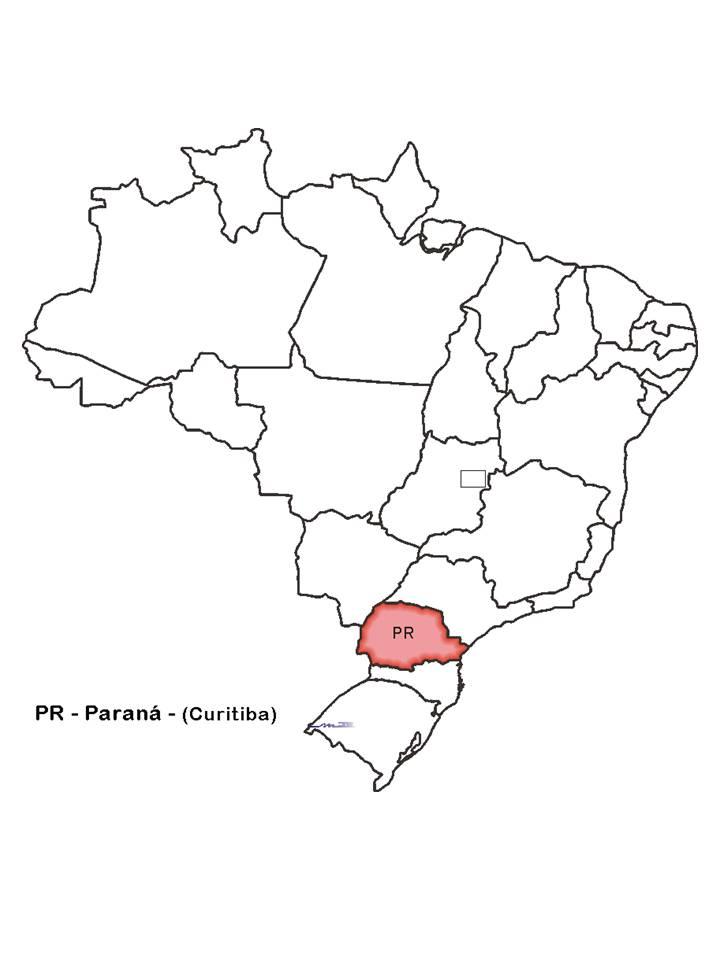 paraná brasil mapa Aquicidades   Todas as cidades do Paraná: Mapas paraná brasil mapa