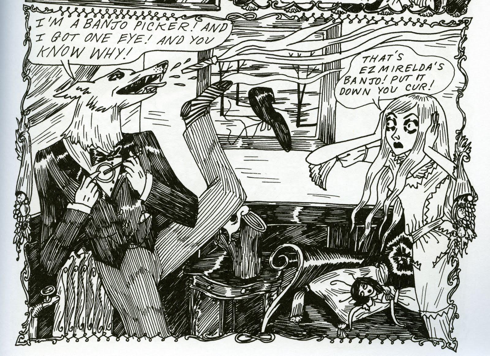 Ler Bd Meat Cake Dame Darcy Fantagraphics