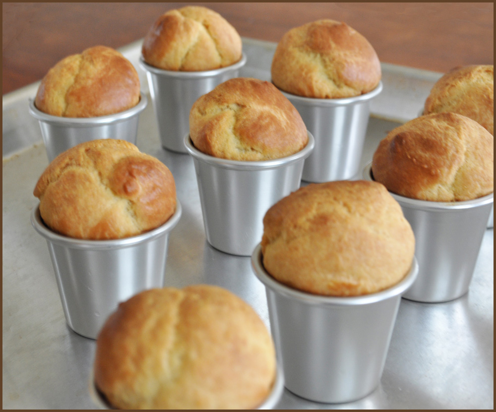 Baba Cakes Recipe