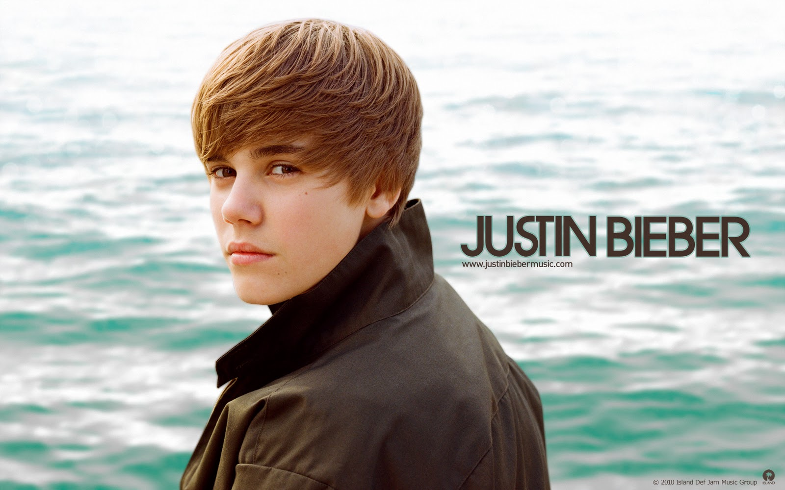 Free Justin Bieber PSP Wallpapers