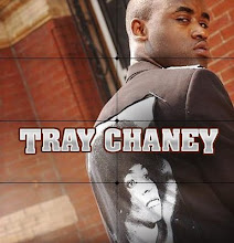 Recording artist/author/actor Tray Chaney