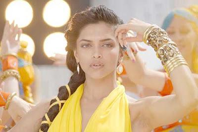 Planet Bollywood: Deepika Padukone Item Dance Telugu Movie ...