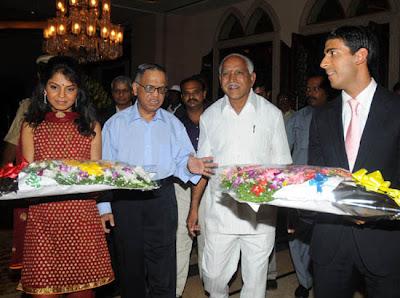 Akshata Murthy Rishi Sunak Wedding Or Marriage Photos