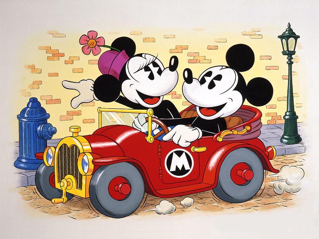 米奇 米妮 Mickey Minnie Mouse 頁 1 Tracy 卡通桌布館