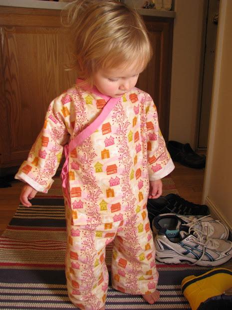 Pjs Little Baby Girl Waaaaah - Rae