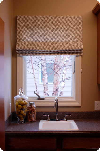 How To Sew A Roman Blind Markova Design