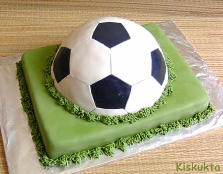 focilabda torta képek Kiskukta torta: Focilabda torta focilabda torta képek