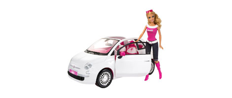 blog marketing insolite la voiturede barbie. Black Bedroom Furniture Sets. Home Design Ideas