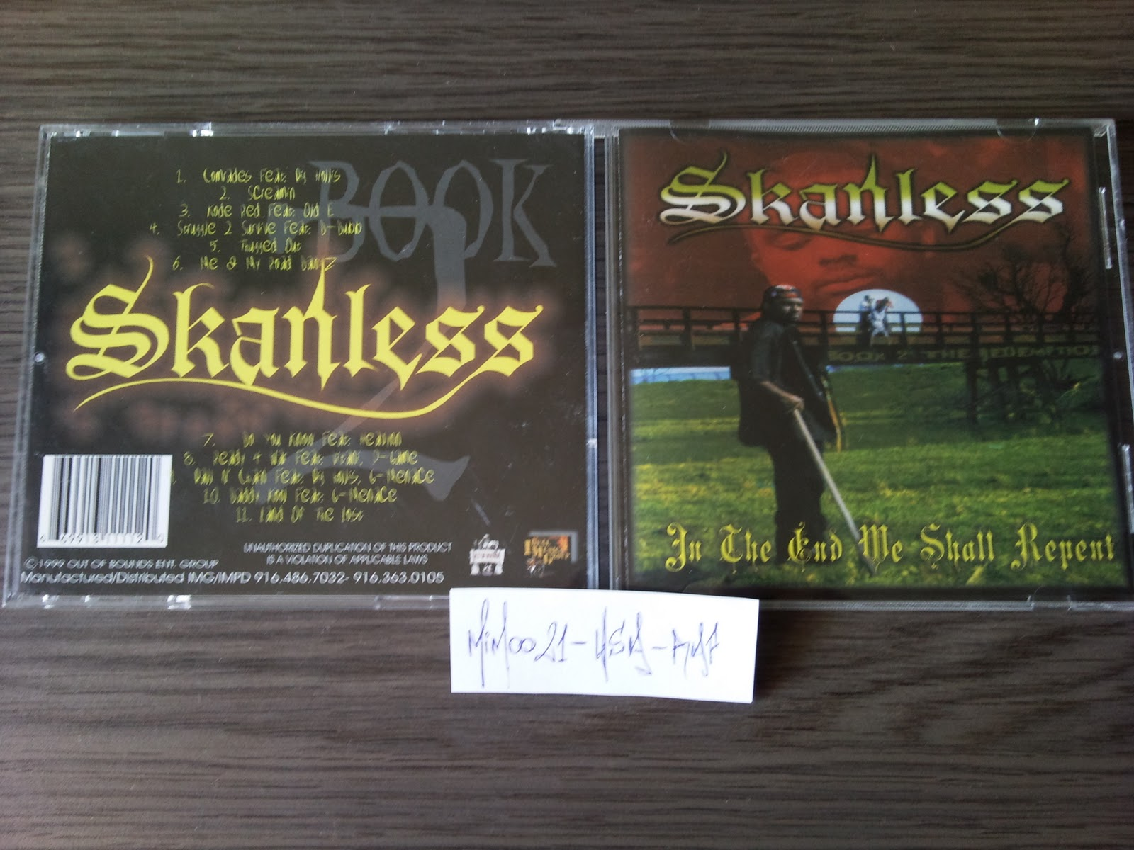 skanless in the end we shall repent