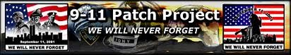 9/11 Patch Project News