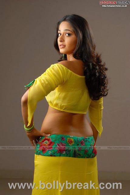 Bollywood sexy back