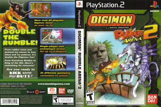 Download - Digimon Rumble Arena 2 | PS2