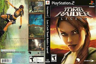 Download - Tomb Raider: Legend | PS2