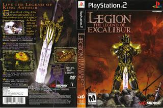 Download - Legion: The Legend of Excalibur | PS2