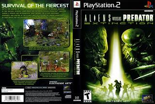 Download - Aliens Versus Predator: Extinction  PS2