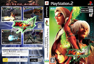 Download - King of Fighters: Maximum Impact Regulation | PS2