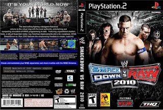 Download - WWE Smackdown vs. Raw 2010 | PS2