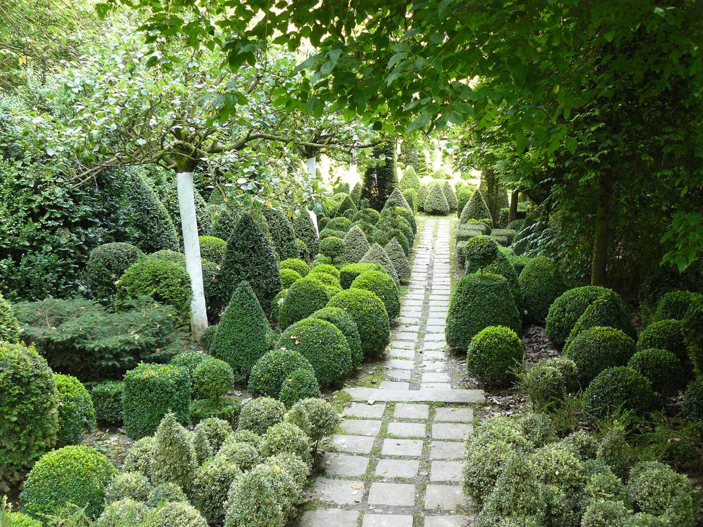 paradis express Le jardin de Sricourt