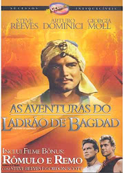 As Aventuras do Ladrão de Bagdad Dublado Online