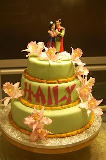 Kary S Cakes Cake Quot Mulan Quot