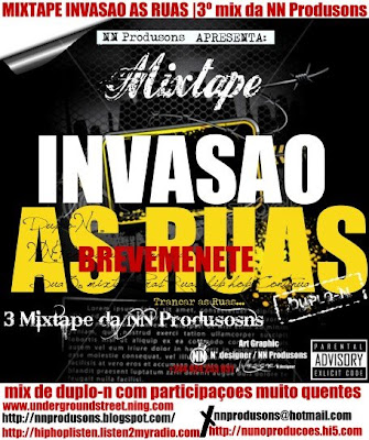 Mixtape Invasão as Ruas