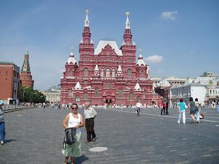 rød kirke moskva