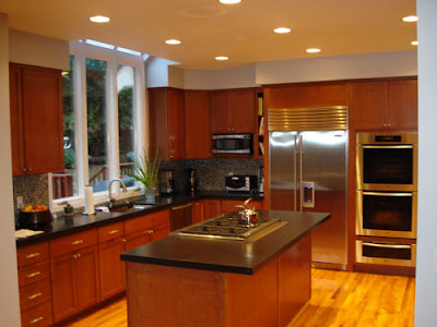 Modern Kitchen Design: Kitchen Remodeling Ideas