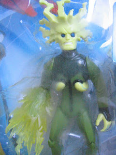 Marvel Legends Spectcular Spider-man Rhino Shocker Electro