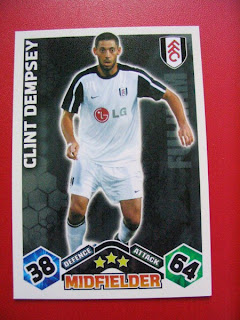 Eurpean League Europa League Fulham, Burnley Clint Dempsey USA World Cup South Africa Bobby Zamora