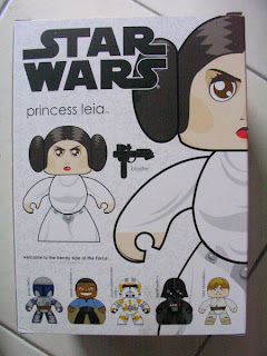 Star Wars Migty Muggs Princess Leia Episode IV A New Hope