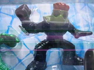 Marvel Super Hero Squad Spider-man Green Goblin New Goblin Sandman Carnage Venom Mysterio Scorpion Puma Black Cat Mary Jane
