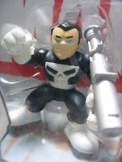 Spider-man super hero squad Daredevil Electra Punisher Ghost Rider