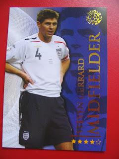 England BPL FIFA World Cup Steven Gerrard Liverpool