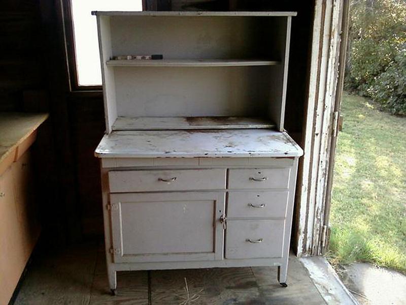 My Hoosier Cabinet! & My Hoosier Cabinet!!!!