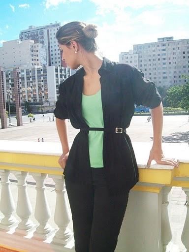 roupa social feminino