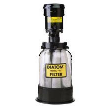 Vortex Micron, Diatom aquarium cleaning filter