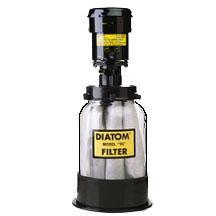 Vortex Micron, Diatom aquarium cleaning filter