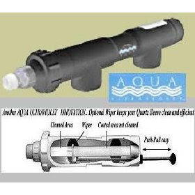 Aqua UV with Wiper