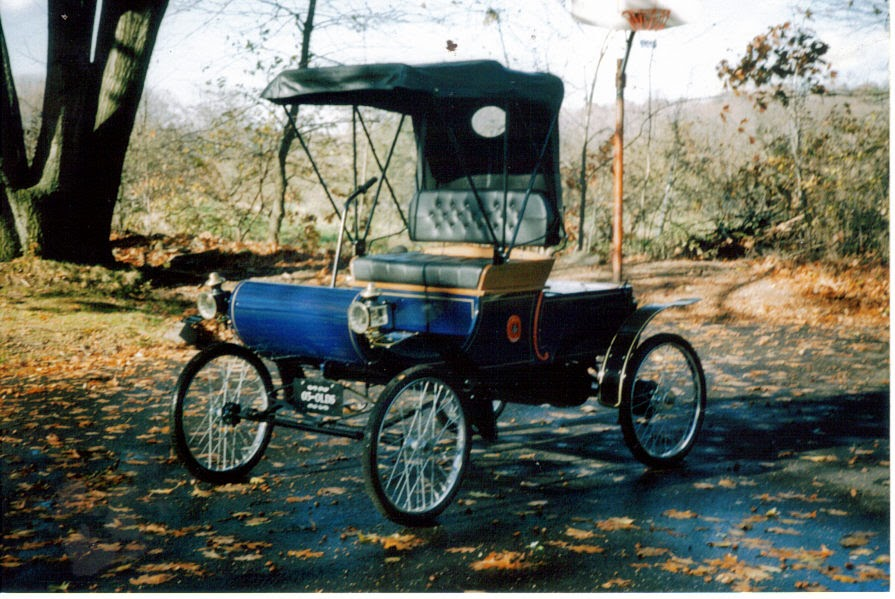 Curved Dash Oldsmobile Replica For Sale 1903 Curved