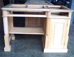 Desks And Office Table Mahogany Teak Wicker