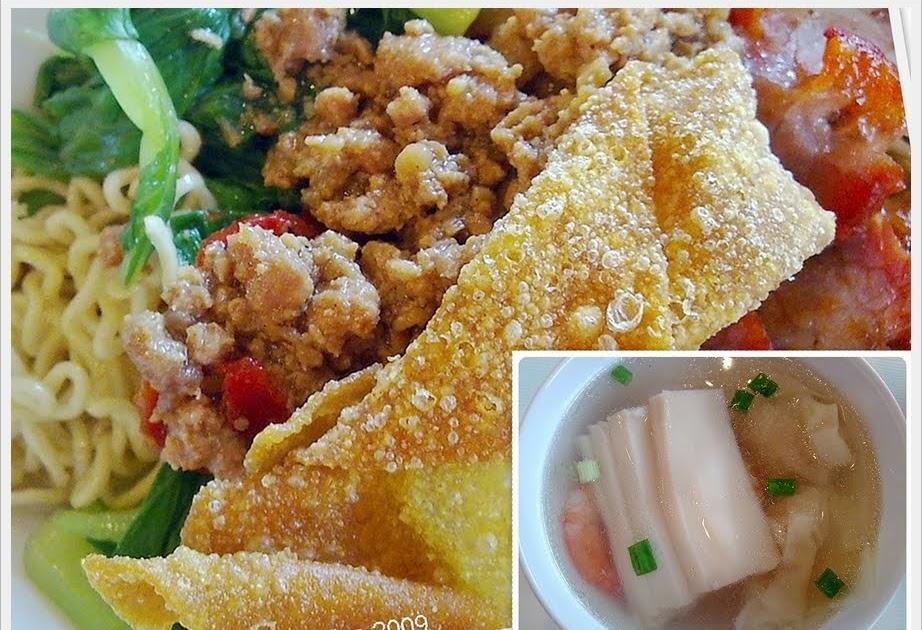 Cuisine Paradise Singapore Food Blog Recipes Reviews And Travel Jia Xiang Sarawak Kolo Mee