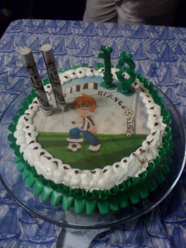 Torta di compleanno  I sapori di Sara