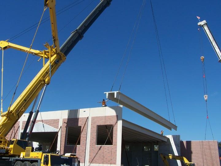 Gate Precast Load Bearing Architectural Precast Concrete