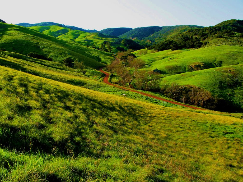 A Hiking Fool Johnson Ranch San Luis Obispo