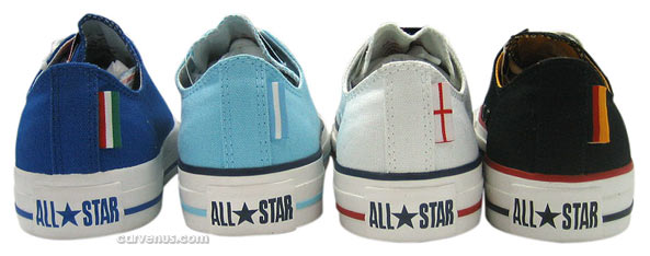 8f7df0b27a0d My Blogg  CONVERSE 2010 World Cup low cut canvas shoes