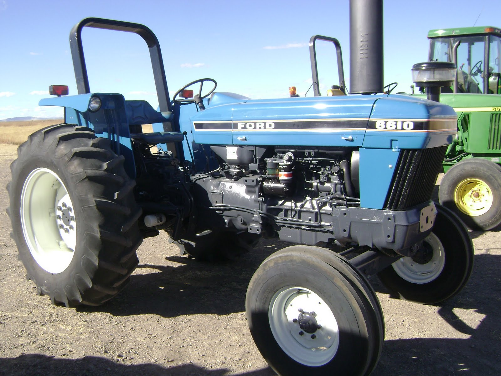 Wiring A Light On Ford 6610 Tractor Schematics Diagrams 2310 Harness Diagram 5610 New Holland Tc30