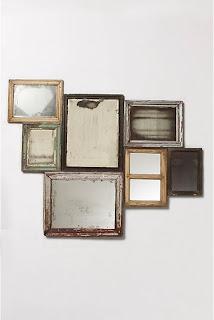 Craftaholics Anonymous 174 Rtw Distressed Mirrors Tutorial