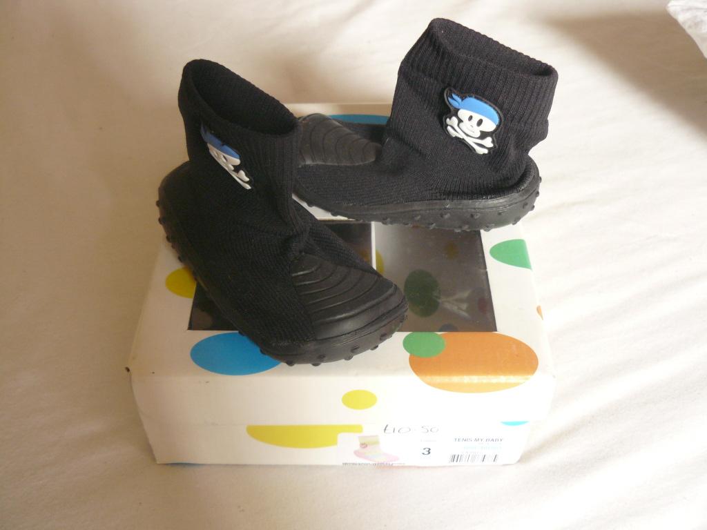 Infant Shoes Size