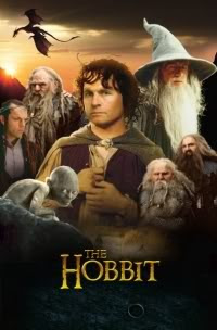 The hobbit Movie Poster- Fan art