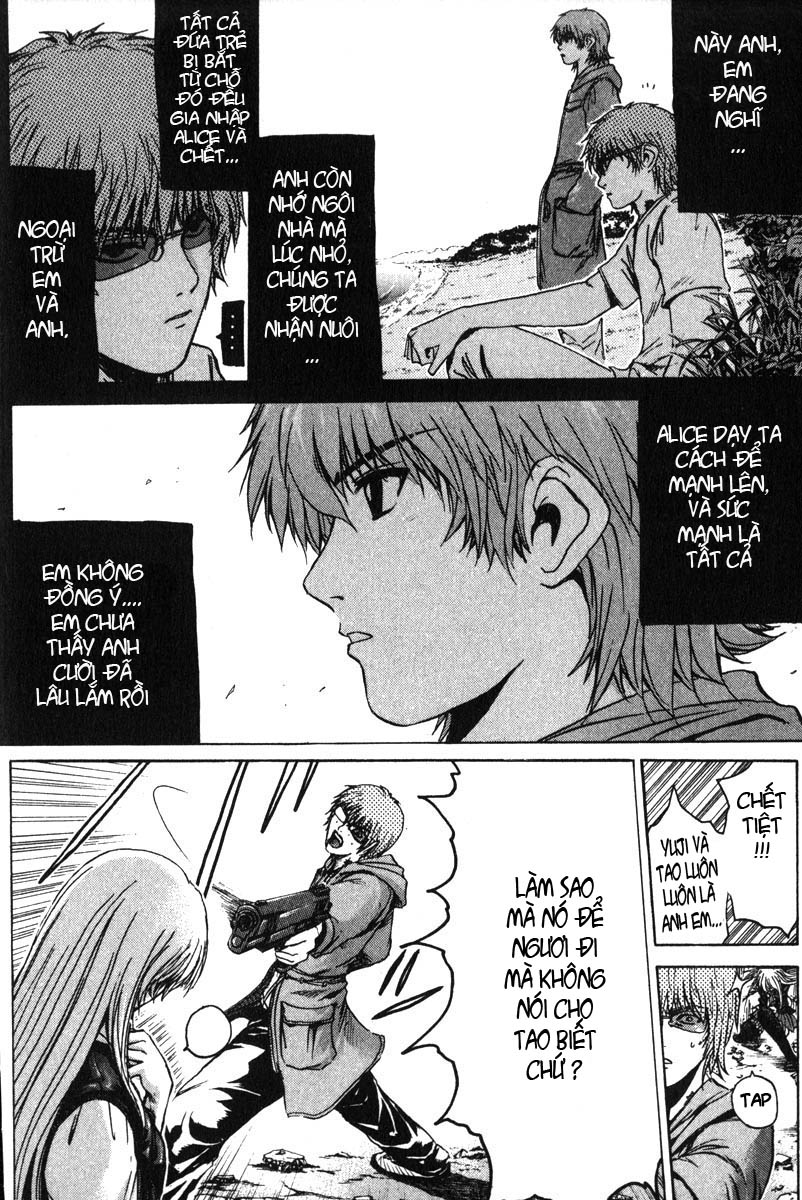 Rose Hip Zero chap 8 trang 14